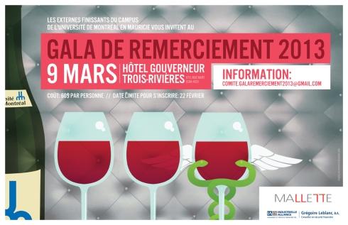 Gala Médecine 2013 - 11 x 17